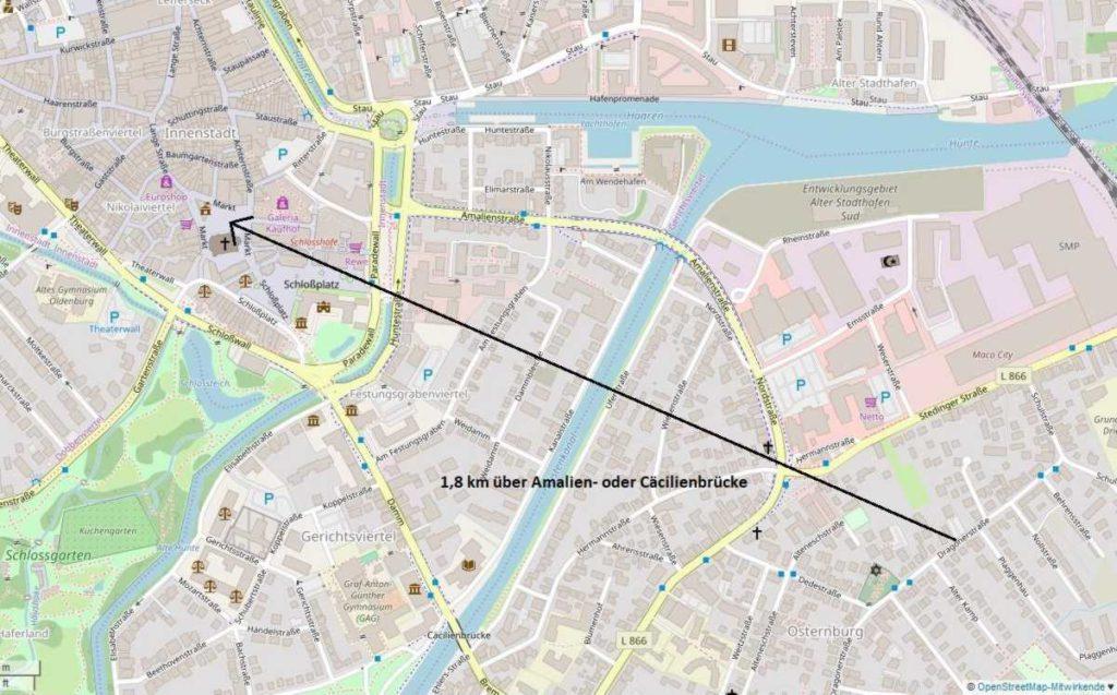 Ortsplan - Openstreetmap